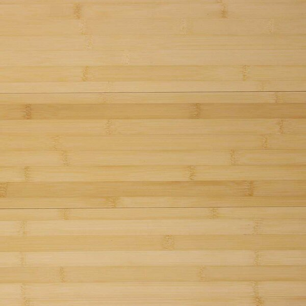3-3/4 Solid Bamboo Flooring in Satin Glossy Natural by Easoon USA