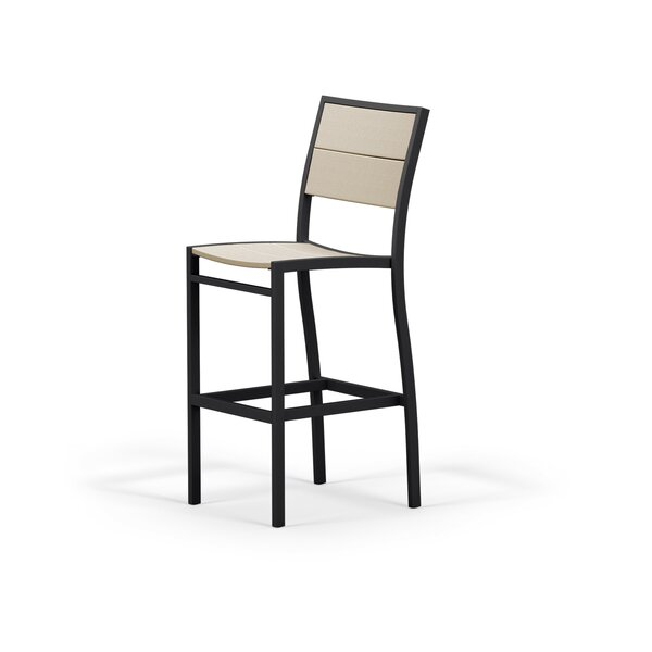 Metro 30 Patio Bar Side Stool by POLYWOOD®