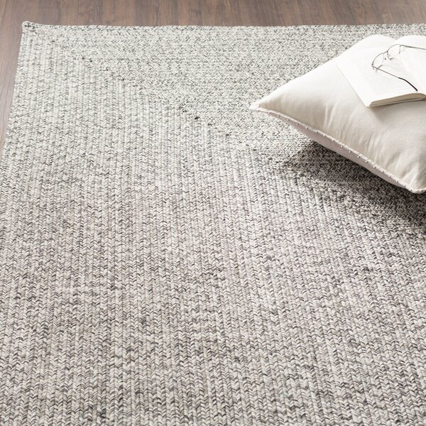Kulpmont Gray Indoor/outdoor Area Rug By Wade Logan.