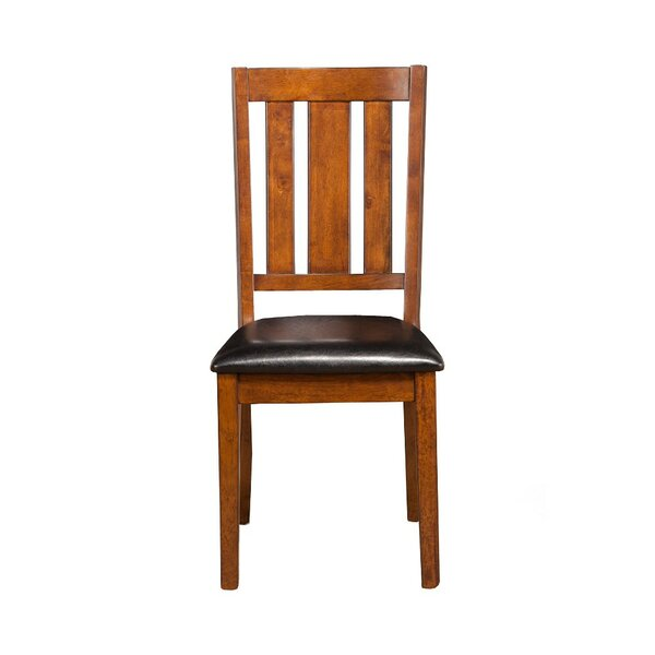 Wilkin Solid Wood Dining Chair (Set of 2) by Millwood Pines