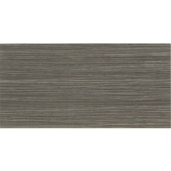 Bamboo 12 x 24 Porcelain Field Tile in Taupe by Travis Tile Sales