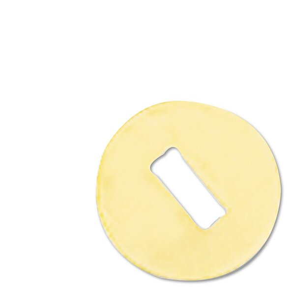 Washers For Prong Paper File Fasteners, 100/Box by Acco Brands, Inc.