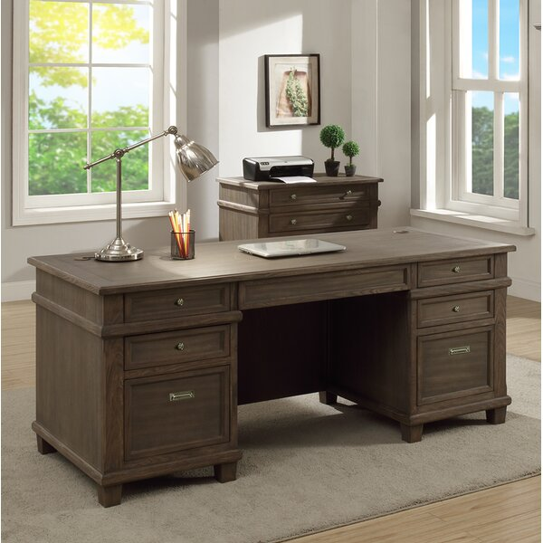 Larissa Executive Desk by One Allium Way