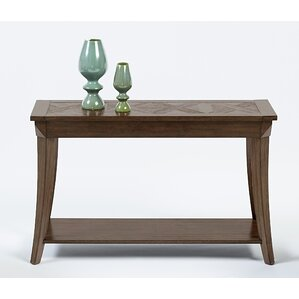 Turtle Mountain Console Table by Red Barrel Studio