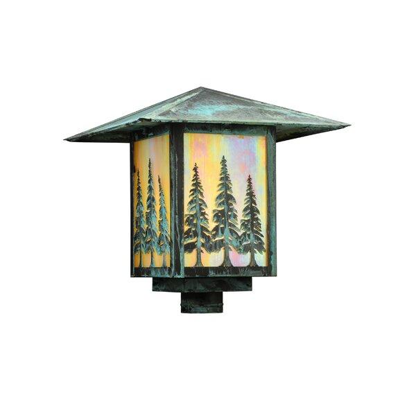 Seneca Tall 1-Light Lantern Head by Meyda Tiffany
