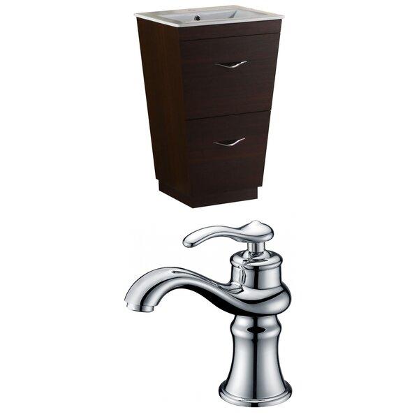 Dudelange 24 Single Bathroom Vanity Set by Royal Purple Bath Kitchen