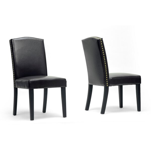 Fella Upholstered Dining Chair (Set of 2) by Alcott Hill
