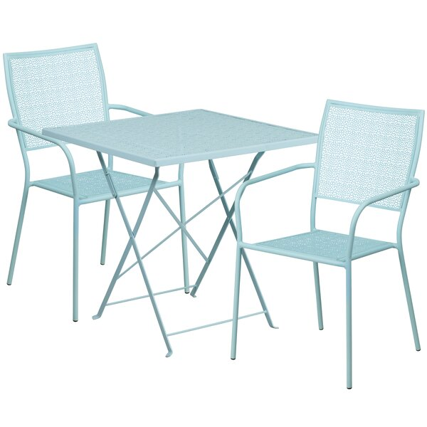 Kayce 3 Piece Bistro Set by Zipcode Design