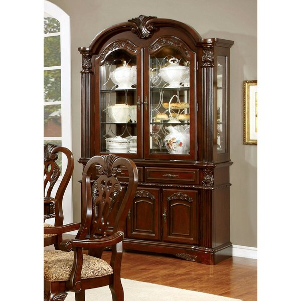 Singletary China Cabinet by Astoria Grand