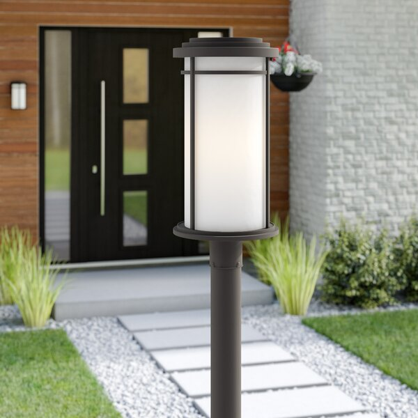 Scot Outdoor 1-Light Lantern Head by Ivy Bronx
