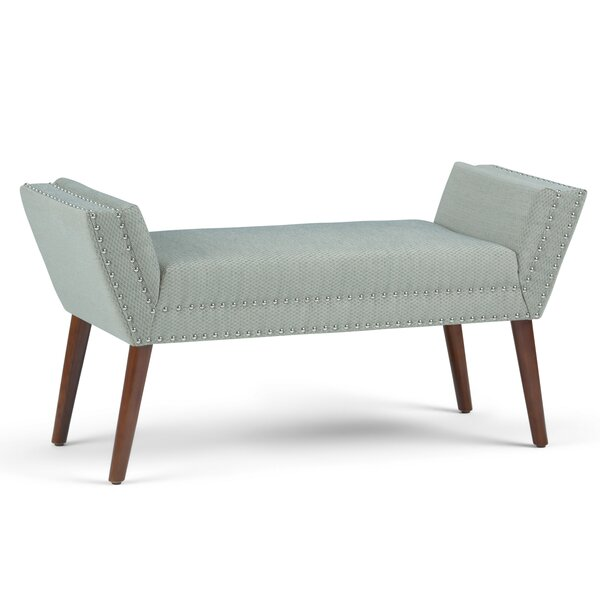 Baur Upholstered Bench by Ivy Bronx