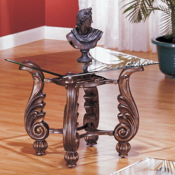 Laderas End Table By Astoria Grand Best