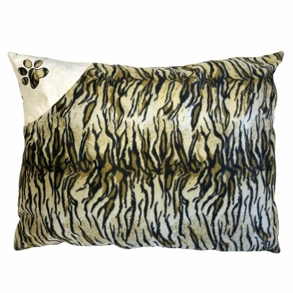 Eco Friendly Extra Plush Soft Dog Pillow by Stratford Home