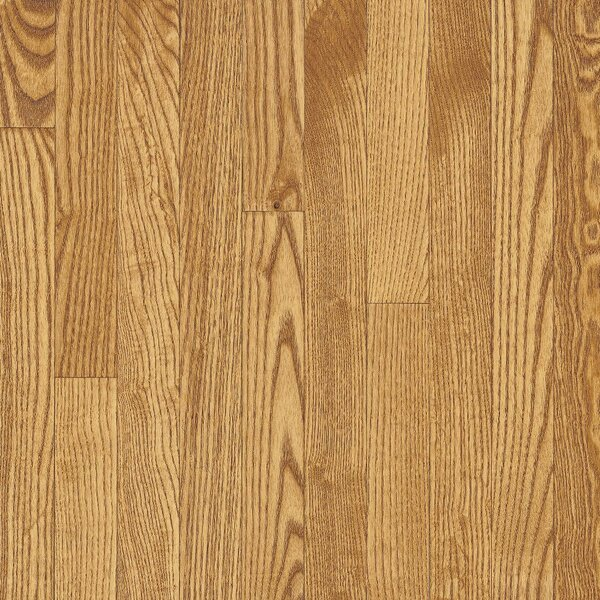 Yorkshire 3-1/4 Solid White Oak Hardwood Flooring in Sahara by Armstrong Flooring