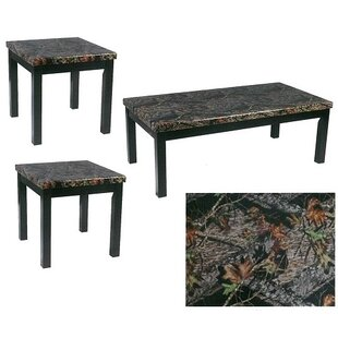 Affordable Price 3 Piece Coffee Table Set ByLamps Per Se