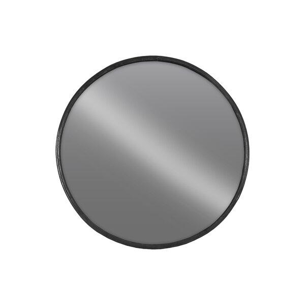Fairplay Tarnished Round Wall Accent Mirror by Brayden Studio