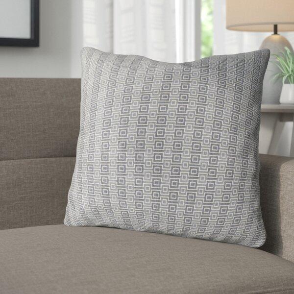 Doster Luxury Throw Pillow by Corrigan Studio