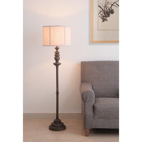 Gracie Oaks Swigart 60 Floor Lamp Reviews Wayfair