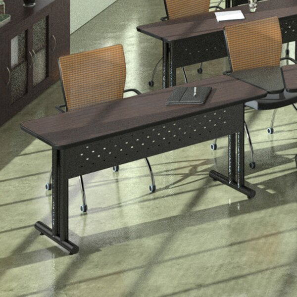 Meeting Plus Rectangular 28.63H x 24W x 60L Conference Table by Mayline Group