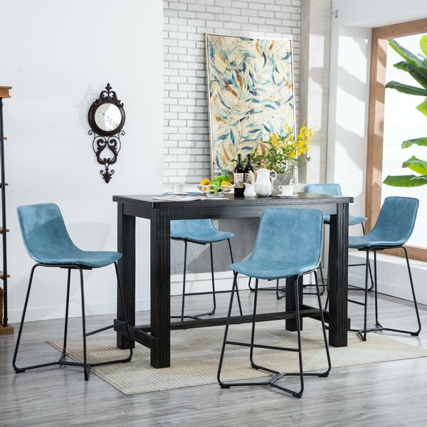 Shoemaker Antique 7 Piece Dining Set by Union Rustic