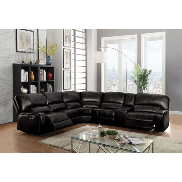 Looking for Liska Reclining Sectional By Red Barrel Studio New