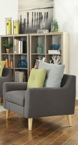 Campbell Armchair by Corrigan Studio