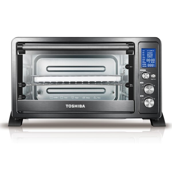 Digital Convection Toaster Oven by Toshiba