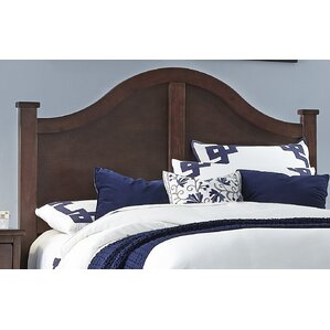 Egon Arched Panel Headboard by Darby Home Co