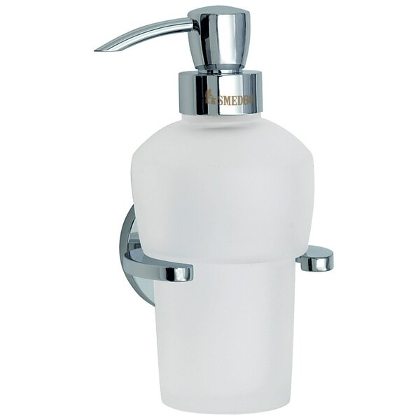 Loft Soap Dispenser by Smedbo