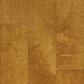 Muirfield 3 Solid Maple in Golden by Mullican Flooring