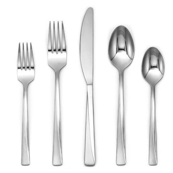 Dora 60 Piece Flatware Set by Cambridge Silversmiths