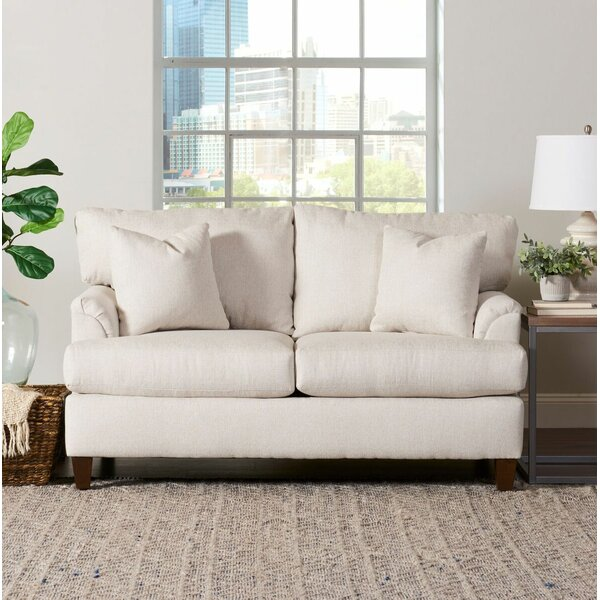 Online Shopping Cheap Angie Loveseat by Wayfair Custom Upholstery by Wayfair Custom Upholstery��