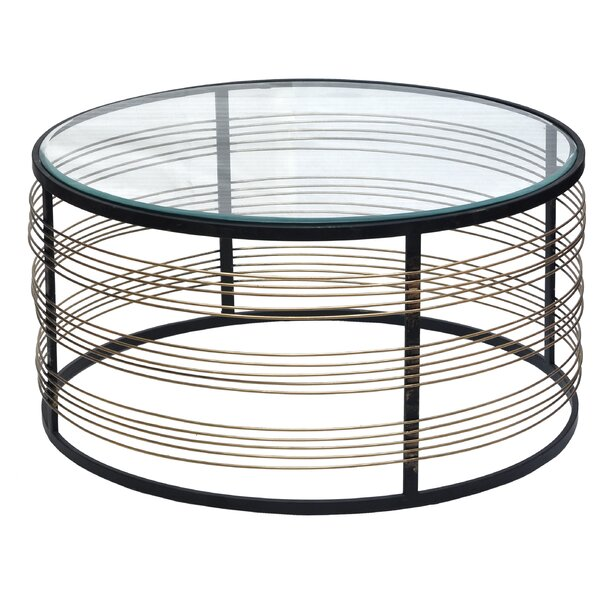 Melina Frame Coffee Table By Wrought Studio