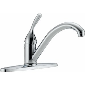Delta Classic Single Handle Standard Kitchen Faucet