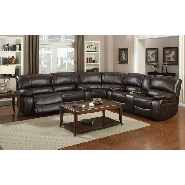 Antony Left Hand Facing Reclining Sectional By Red Barrel Studio