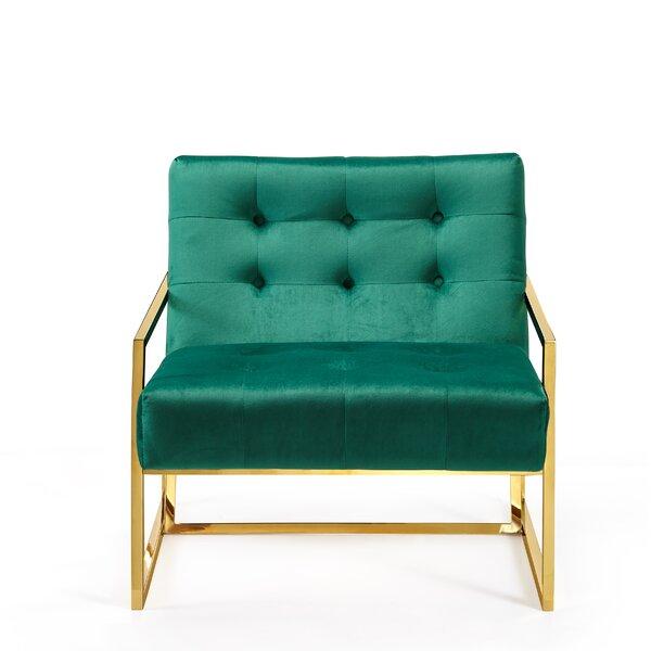 Lawton Armchair by Everly Quinn