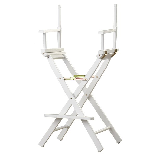 Craighead Folding Director Chair By Ivy Bronx