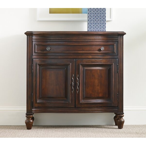 Seven Seas 1 Drawer Accent Cabinet by Hooker Furniture