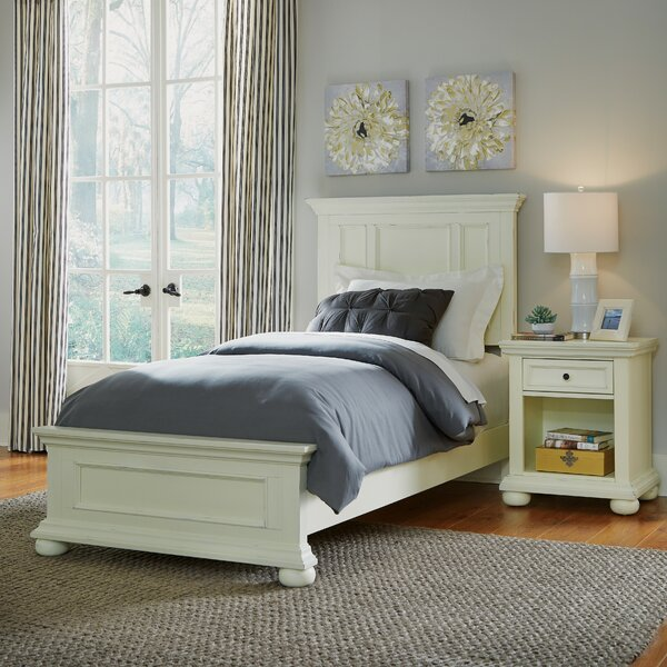 Rochford Standard 2 Piece Bedroom Set by Three Posts