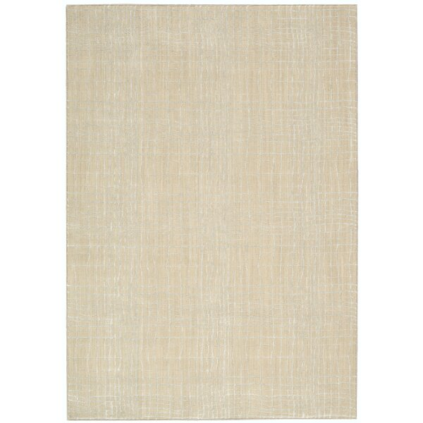 Terrence Beige Area Rug by Willa Arlo Interiors