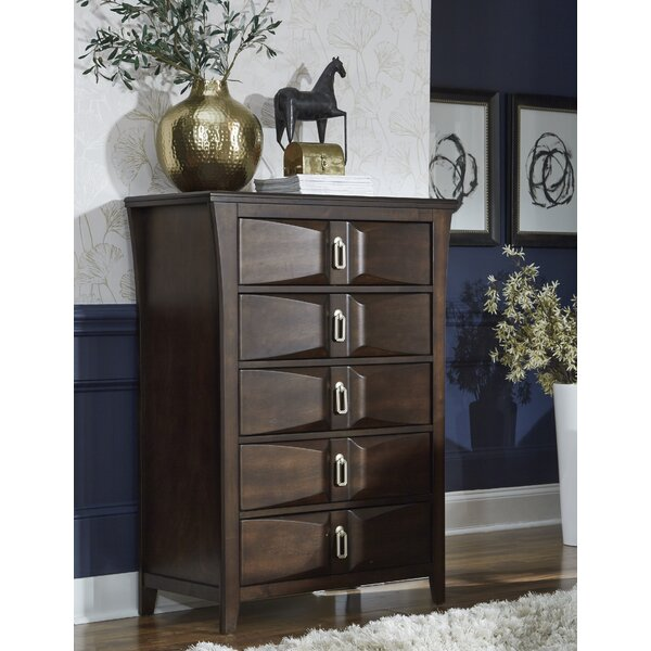 Monterey 5 Drawer Chest by Global Furniture USA