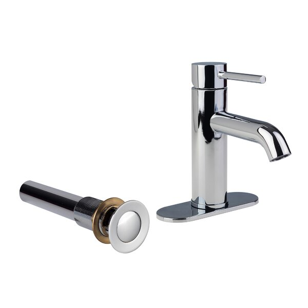 European Centerset Bathroom Faucet by Fontaine by Italia