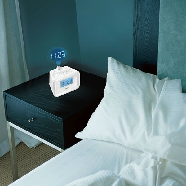 Soundspa Digital FM Tabletop Clock by Homedics