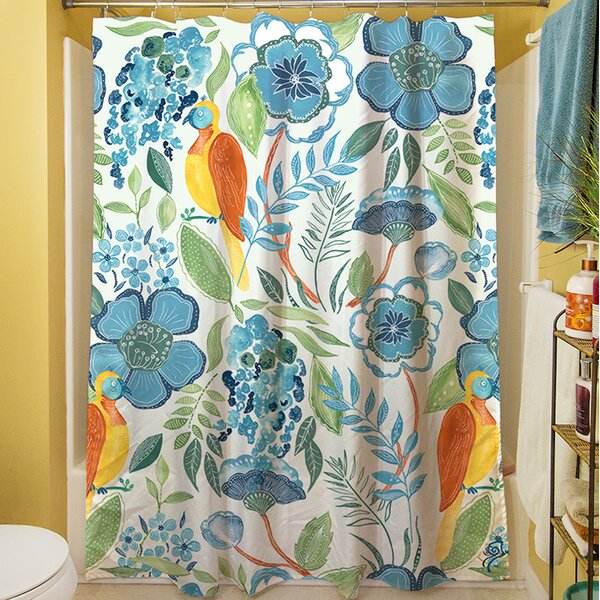 Osa Shower Curtain by Manual Woodworkers & Weavers