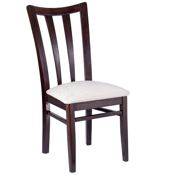Wendover Slat Back Solid Wood Dining Chair (Set of 2) by Red Barrel Studio