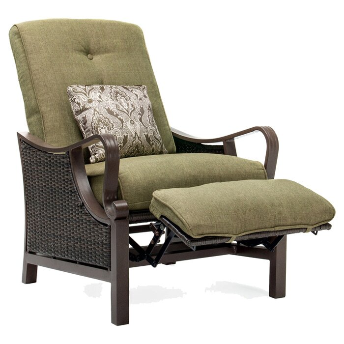 Sherwood Luxury Recliner Chair with Cushions  sc 1 st  Wayfair & Three Posts Sherwood Luxury Recliner Chair with Cushions u0026 Reviews ... islam-shia.org