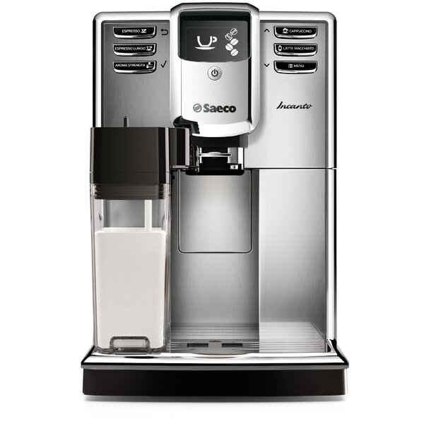 Super-Automatic Stainless Steel Coffee & Espresso Maker by Philips