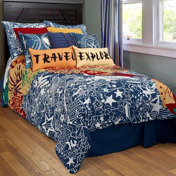 Dinalie  4 Piece Comforter Set by Wildon Home ®
