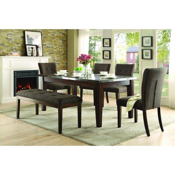 Dorritt Dining Table by Homelegance