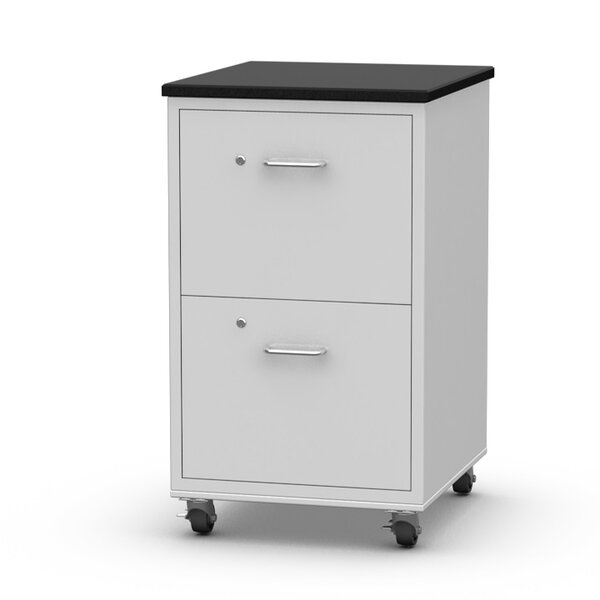 2 Drawer Rolling Modular Cabinet Chest by SteelSentry